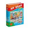 Puzzle Magnetyczne - Na Ulicy